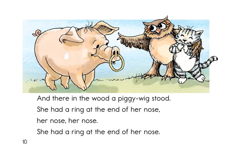 Book Preview For The Owl and the Pussycat Page 10