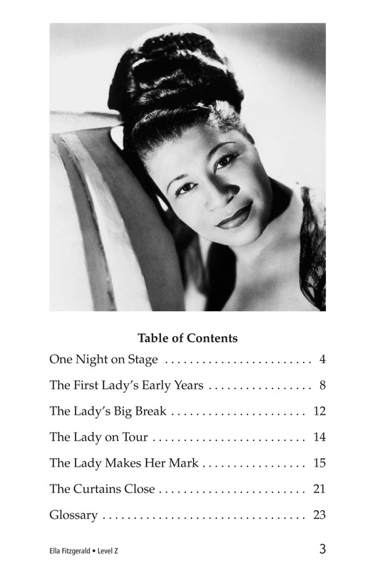 Book Preview For Ella Fitzgerald Page 3