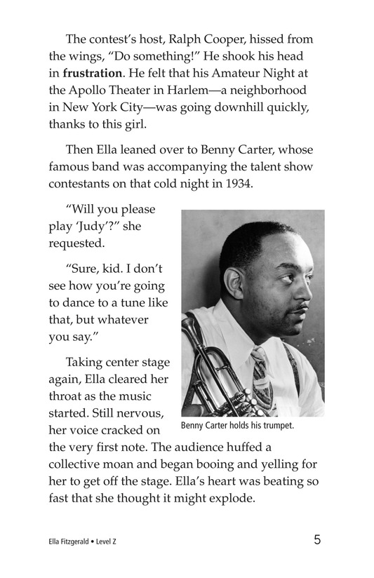 Book Preview For Ella Fitzgerald Page 5