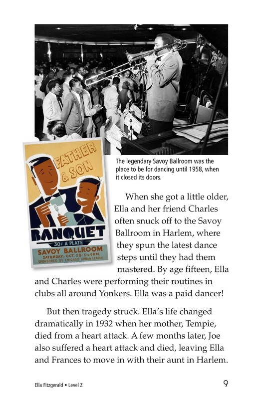 Book Preview For Ella Fitzgerald Page 9