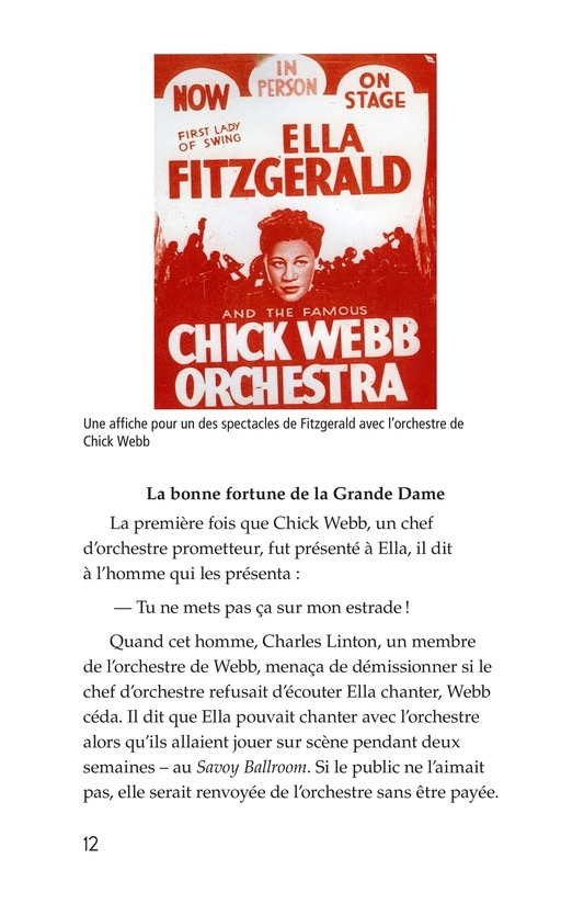 Book Preview For Ella Fitzgerald Page 12