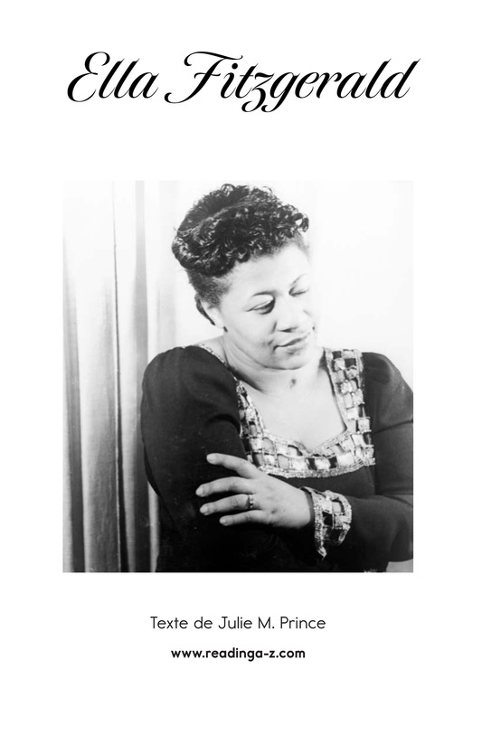 Book Preview For Ella Fitzgerald Page 2