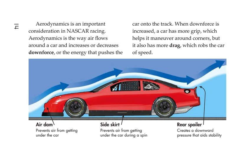 Book Preview For The World of NASCAR Page 14