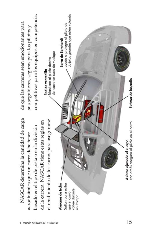 Book Preview For The World of NASCAR Page 15