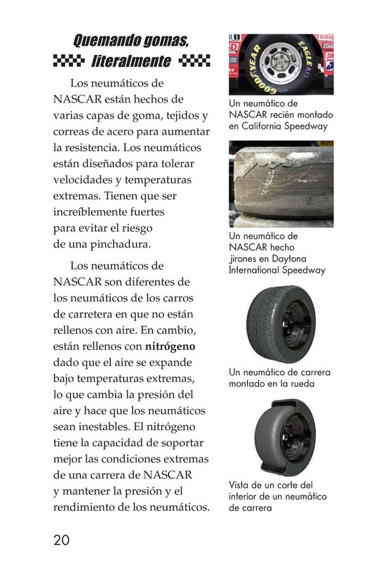 Book Preview For The World of NASCAR Page 20