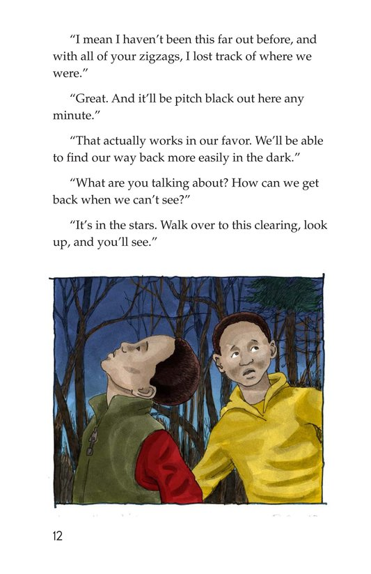 Book Preview For Leo the Lion Page 12