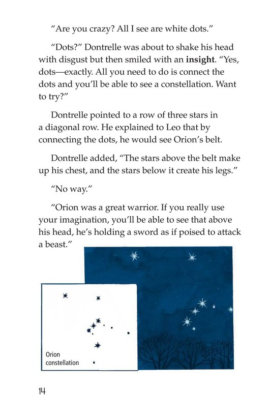 Book Preview For Leo the Lion Page 14