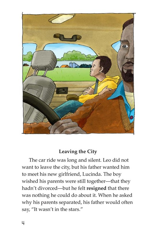 Book Preview For Leo the Lion Page 4