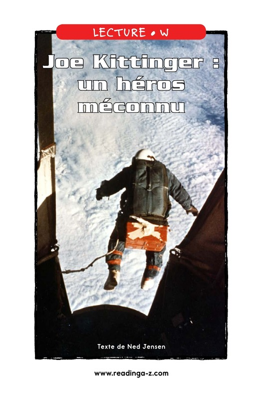 Book Preview For Joe Kittinger: An Unsung Hero Page 1