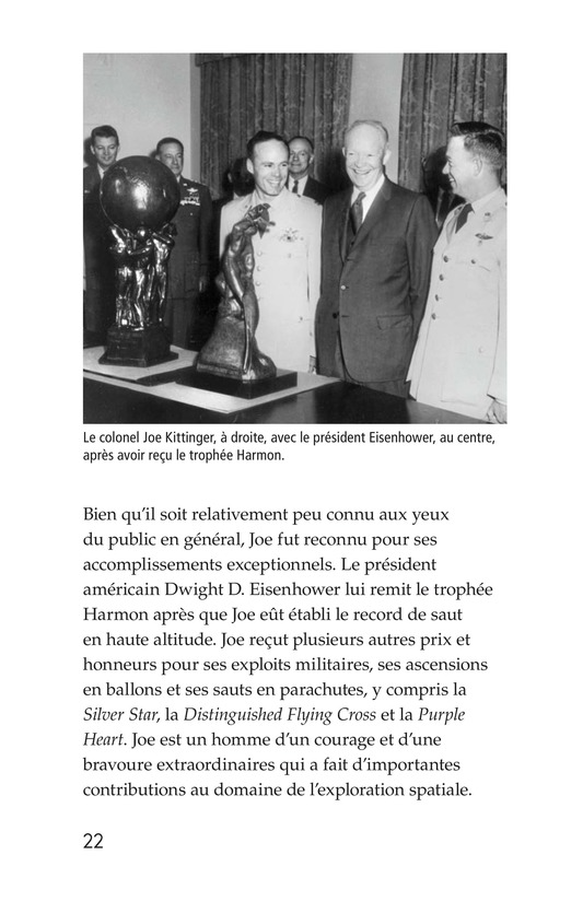 Book Preview For Joe Kittinger: An Unsung Hero Page 22