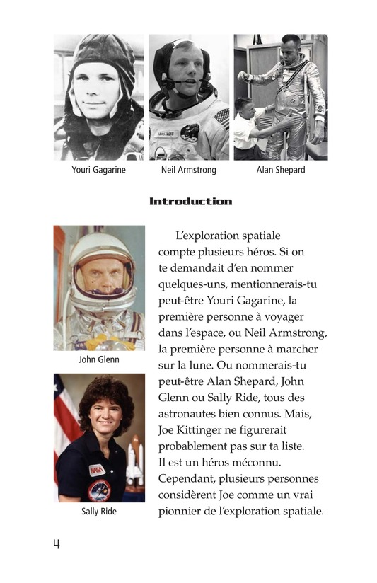 Book Preview For Joe Kittinger: An Unsung Hero Page 4