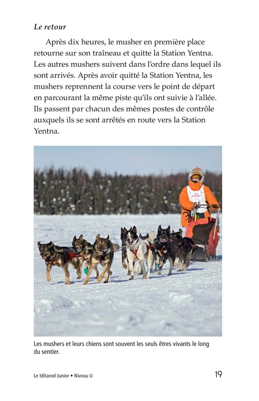 Book Preview For The Jr. Iditarod Page 19
