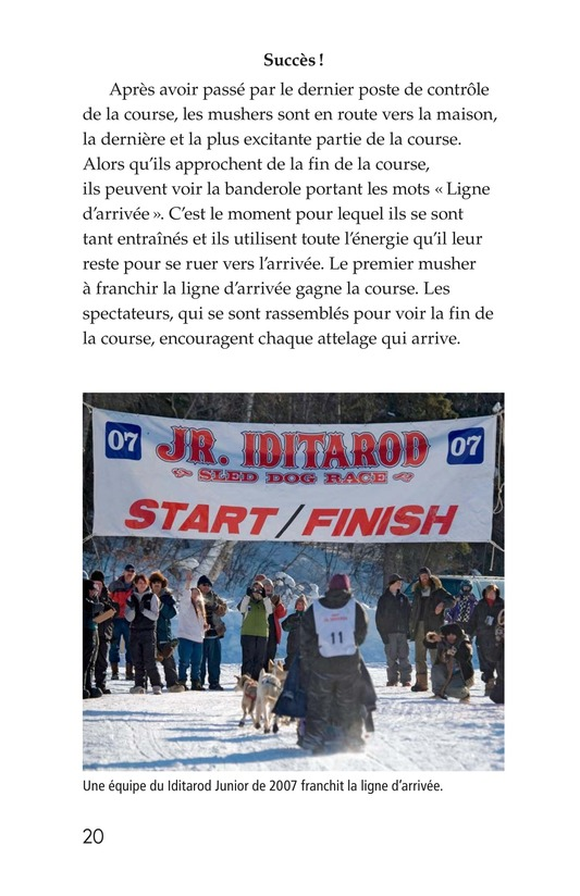 Book Preview For The Jr. Iditarod Page 20
