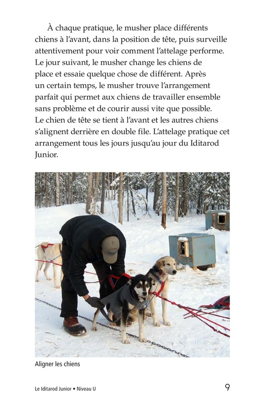 Book Preview For The Jr. Iditarod Page 9