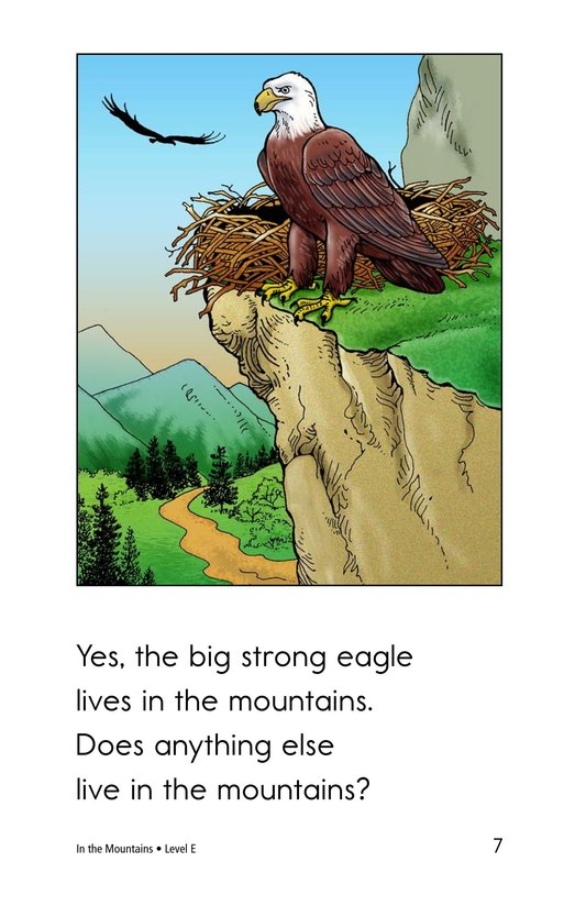 Book Preview For In the Mountains Page 7