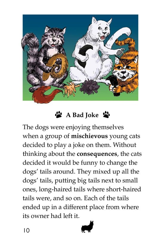 Book Preview For A Dog's Tale Page 10