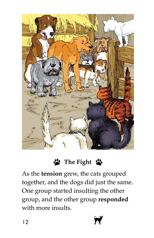 Book Preview For A Dog's Tale Page 12