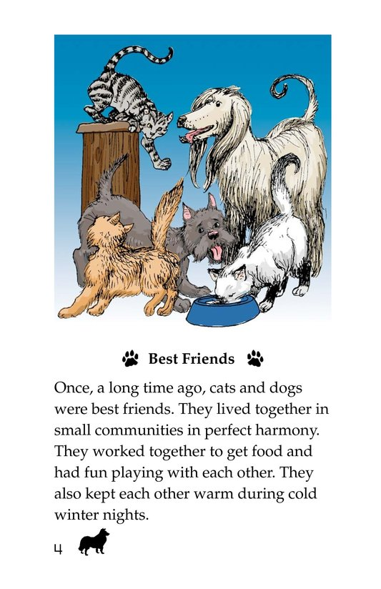 Book Preview For A Dog's Tale Page 4