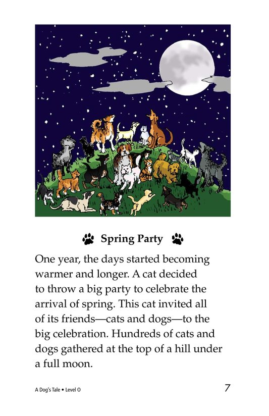 Book Preview For A Dog's Tale Page 7