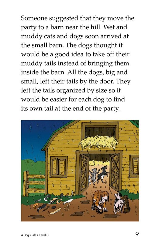 Book Preview For A Dog's Tale Page 9