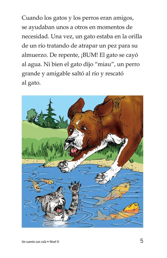Book Preview For A Dog's Tale Page 5
