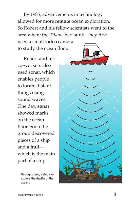 Book Preview For Titanic Treasure Page 11