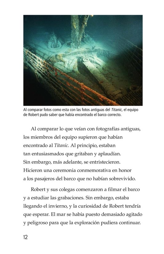 Book Preview For Titanic Treasure Page 12