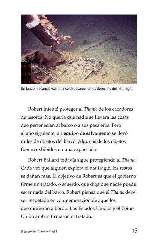 Book Preview For Titanic Treasure Page 15