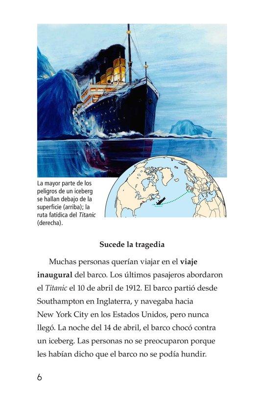 Book Preview For Titanic Treasure Page 6