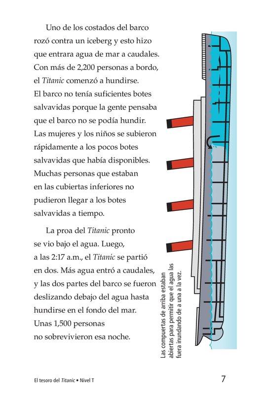 Book Preview For Titanic Treasure Page 7