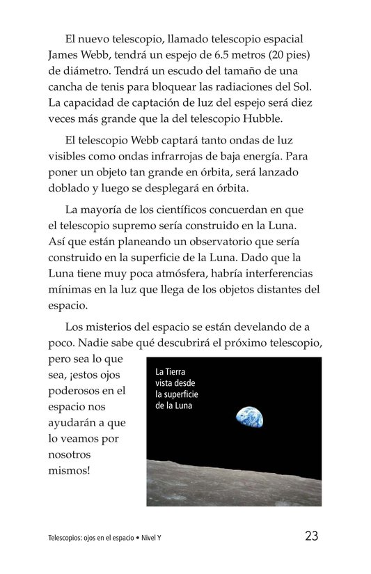 Book Preview For Telescopes: Eyes on Space Page 23