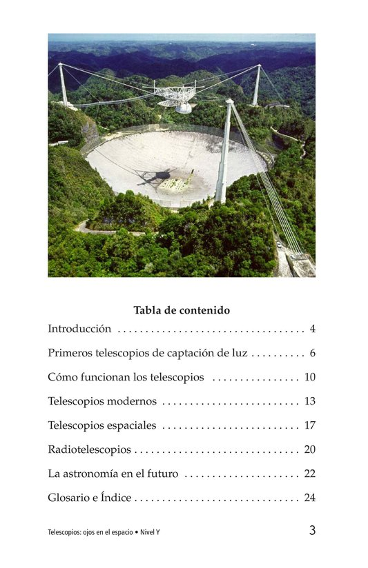 Book Preview For Telescopes: Eyes on Space Page 3