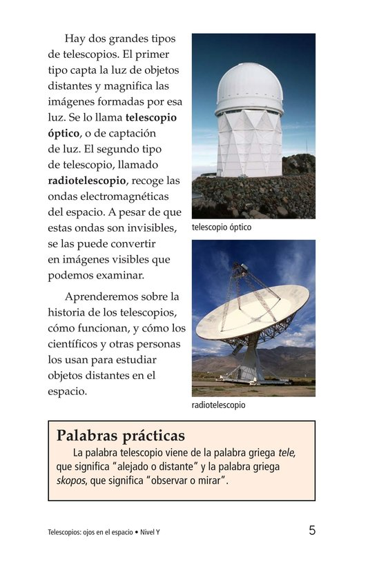 Book Preview For Telescopes: Eyes on Space Page 5