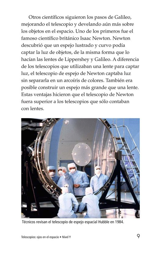 Book Preview For Telescopes: Eyes on Space Page 9