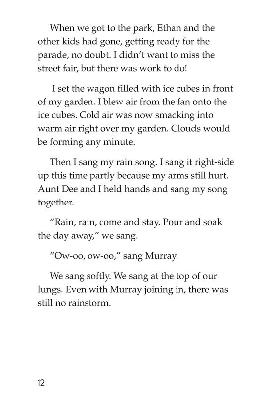 Book Preview For Book 3: Charly Dances 'til It Drops Page 12