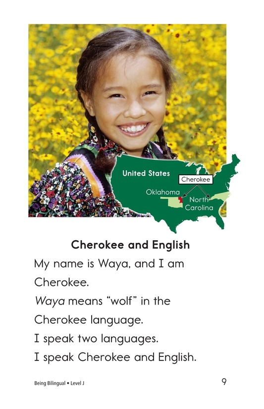 Book Preview For Being Bilingual Page 9