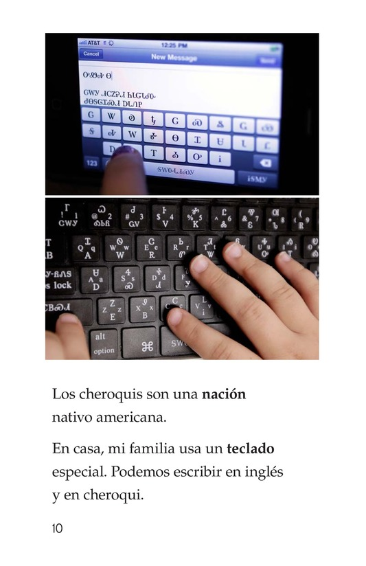 Book Preview For Being Bilingual Page 10
