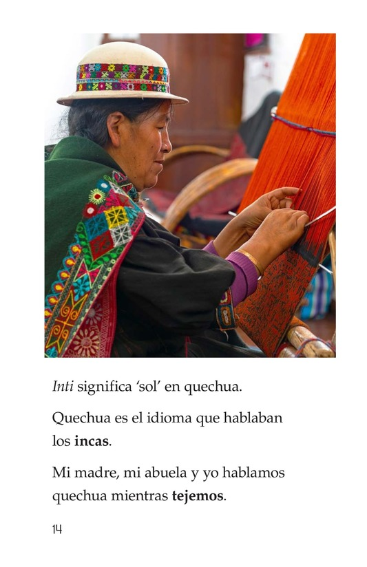 Book Preview For Being Bilingual Page 14