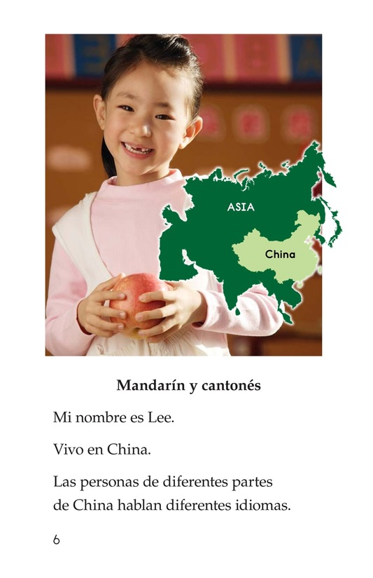 Book Preview For Being Bilingual Page 6