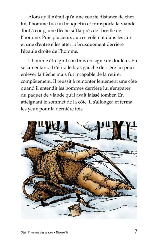 Book Preview For Otzi: The Iceman Page 7
