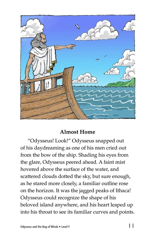 Book Preview For Odysseus and the Bag of Winds Page 11