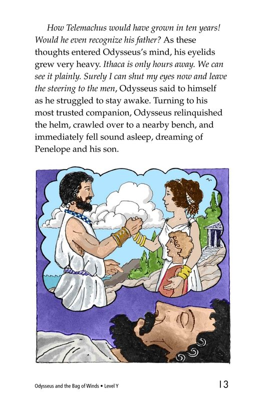 Book Preview For Odysseus and the Bag of Winds Page 13