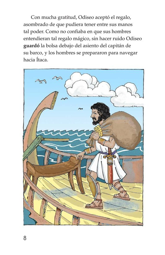 Book Preview For Odysseus and the Bag of Winds Page 8