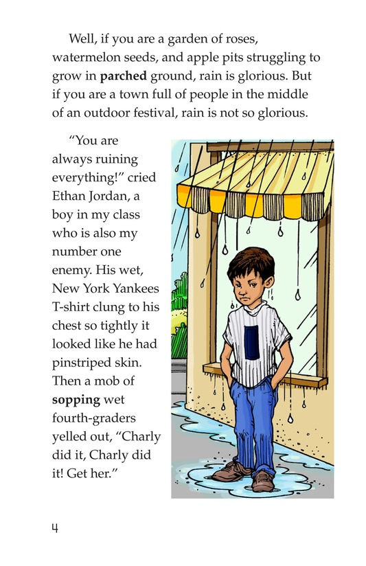 Book Preview For Book 4: Raining Cats, Dogs, and Other Animals Page 4