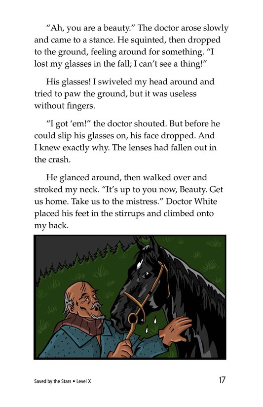 Book Preview For Saved by the Stars Page 17
