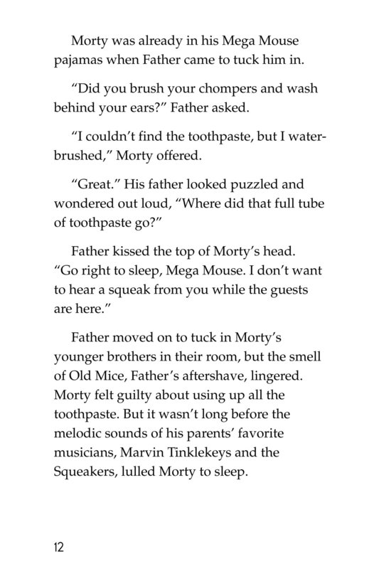 Book Preview For Chef Morty's Party Surprise Page 12