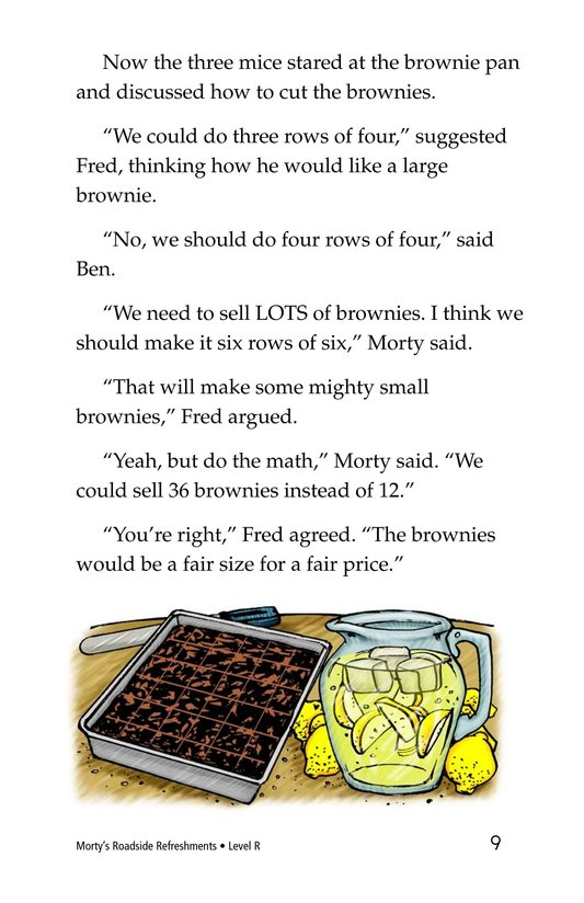 Book Preview For Morty's Roadside Refreshments Page 9