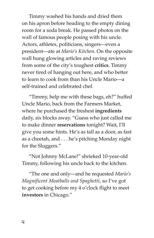 Book Preview For Magnificent Meatball Maker Page 4