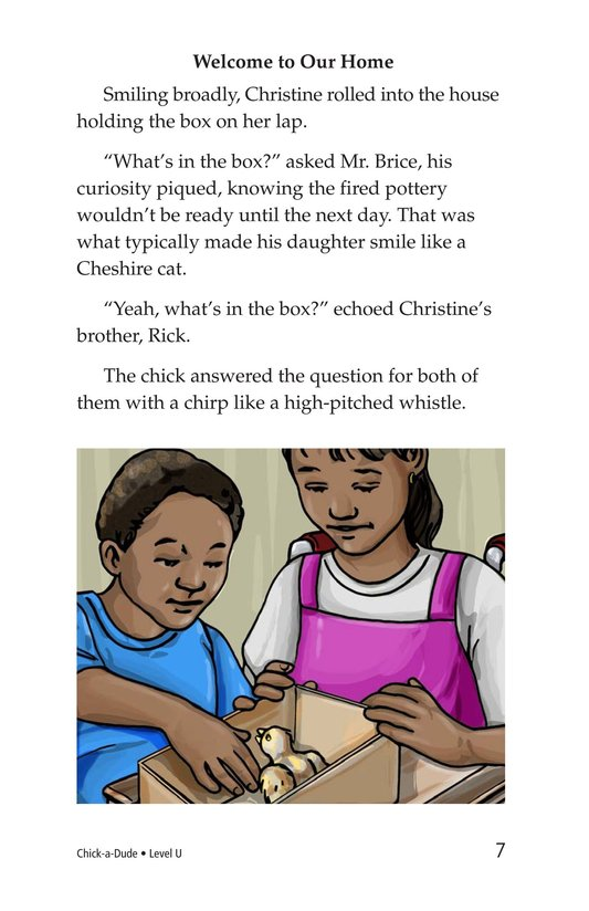 Book Preview For Chick-a-Dude Page 7