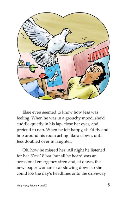 Book Preview For Many Happy Returns Page 5